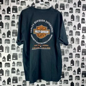 Harley Davidson Men's Graphic Short Sleeve T-shirt